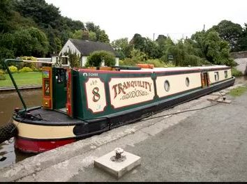 Canal Journeys on Tranquility